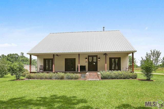 1405 Midway Rd, Slaughter, LA 70777 (#2020008574) :: The W Group with Keller Williams Realty Greater Baton Rouge