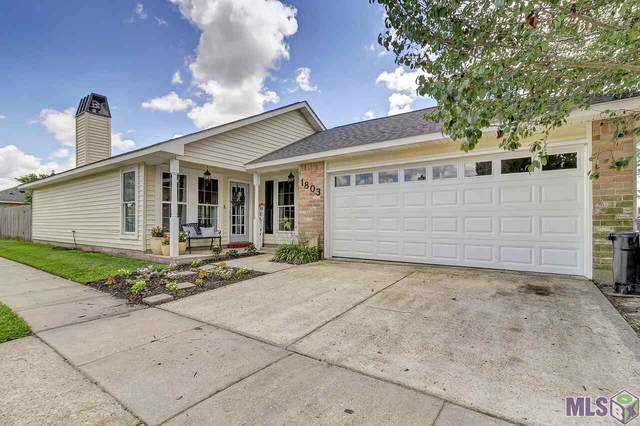 1803 Myrtle Ridge Dr, Baton Rouge, LA 70816 (#2020008645) :: The W Group with Keller Williams Realty Greater Baton Rouge