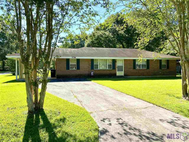 7776 Shady Park Dr, Greenwell Springs, LA 70739 (#2020009080) :: David Landry Real Estate