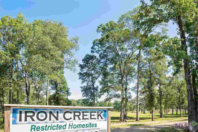 5283 Line Rd, Ethel, LA 70730 (#2020009597) :: Patton Brantley Realty Group