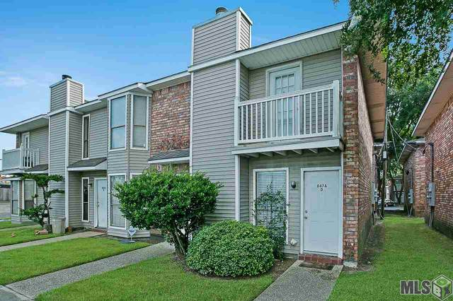 847 E Boyd Dr D, Baton Rouge, LA 70808 (#2020009934) :: The W Group with Keller Williams Realty Greater Baton Rouge
