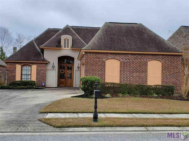 8823 Foxgate Dr, Baton Rouge, LA 70809 (#2020010083) :: The W Group with Keller Williams Realty Greater Baton Rouge