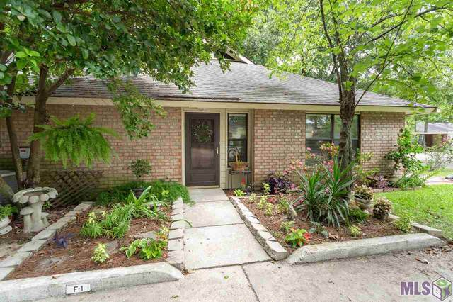 5323 Blair Ln F1, Baton Rouge, LA 70809 (#2020010154) :: The W Group with Keller Williams Realty Greater Baton Rouge