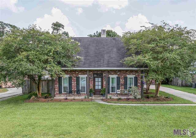 7990 Fitzgerald Dr, Denham Springs, LA 70706 (#2020010299) :: The W Group with Keller Williams Realty Greater Baton Rouge