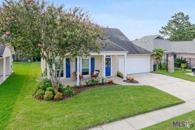 676 Fountain View Dr, Baton Rouge, LA 70820 (#2020010381) :: Patton Brantley Realty Group