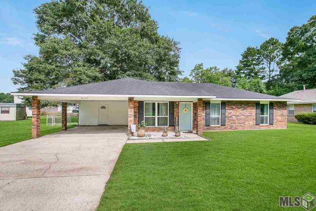 2155 Connie Dr, Denham Springs, LA 70726 (#2020010406) :: The W Group with Keller Williams Realty Greater Baton Rouge