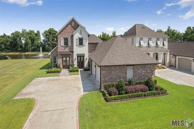 2238 Tiger Crossing Dr, Baton Rouge, LA 70810 (#2020010490) :: The W Group with Keller Williams Realty Greater Baton Rouge
