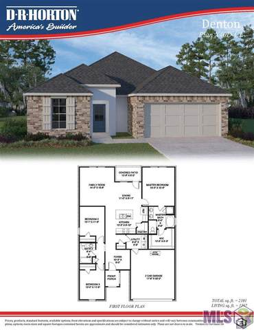 21396 Hayridge Dr, Zachary, LA 70791 (#2020010494) :: The W Group with Keller Williams Realty Greater Baton Rouge