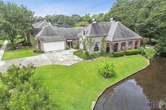 17928 Pecan Shadows Dr, Baton Rouge, LA 70810 (#2020010519) :: The W Group with Keller Williams Realty Greater Baton Rouge