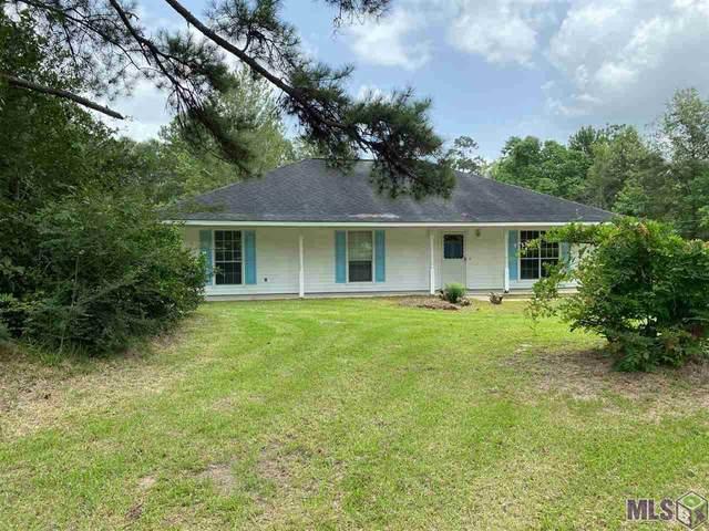 37754 Reinninger Rd, Denham Springs, LA 70726 (#2020010531) :: The W Group with Keller Williams Realty Greater Baton Rouge
