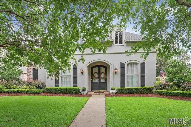 1607 Meadow Lake Dr, Zachary, LA 70791 (#2020010581) :: David Landry Real Estate