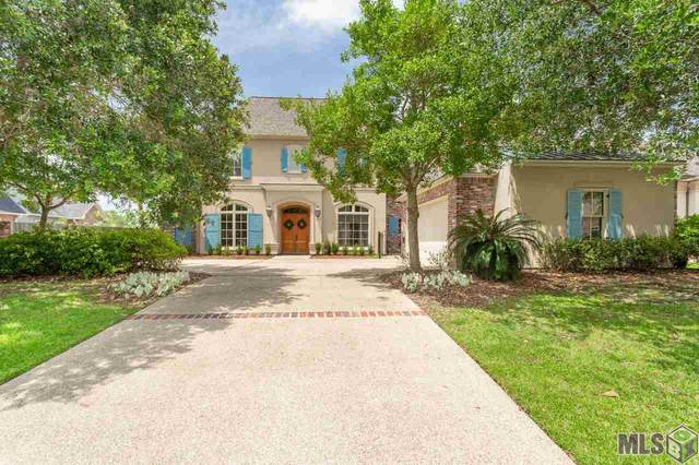 813 Grand Lakes Dr, Baton Rouge, LA 70810 (#2020010622) :: Darren James & Associates powered by eXp Realty