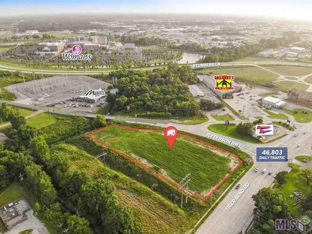 Tiger Bend Rd, Baton Rouge, LA 70817 (#2020010625) :: Darren James & Associates powered by eXp Realty