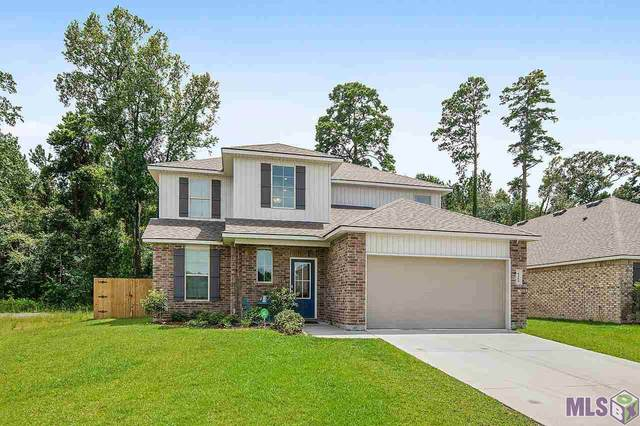 8362 Fairlane Dr, Denham Springs, LA 70726 (#2020010676) :: The W Group with Keller Williams Realty Greater Baton Rouge