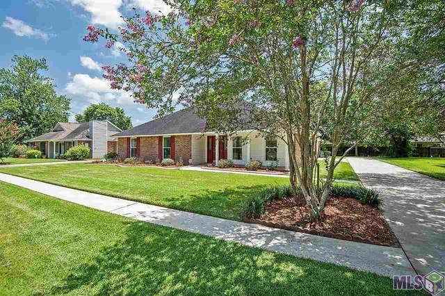 1031 E St Angela St, Gonzales, LA 70737 (#2020010767) :: David Landry Real Estate