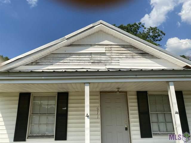 971 La Hwy 1, Morganza, LA 70759 (#2020010774) :: Smart Move Real Estate