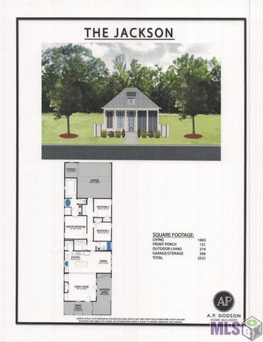 1275 Americana Blvd, Zachary, LA 70791 (#2020011110) :: The W Group with Keller Williams Realty Greater Baton Rouge