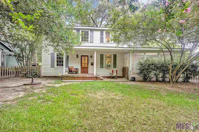 4487 Capital Heights Ave, Baton Rouge, LA 70806 (#2020011609) :: The W Group with Keller Williams Realty Greater Baton Rouge
