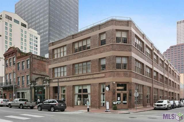 410 Natchez St #9, New Orleans, LA 70130 (#2020011714) :: Darren James & Associates powered by eXp Realty