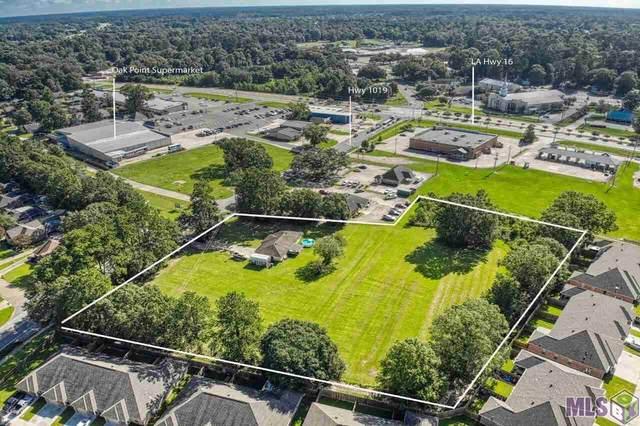 34858 La Hwy 1019, Denham Springs, LA 70706 (#2020011720) :: Smart Move Real Estate