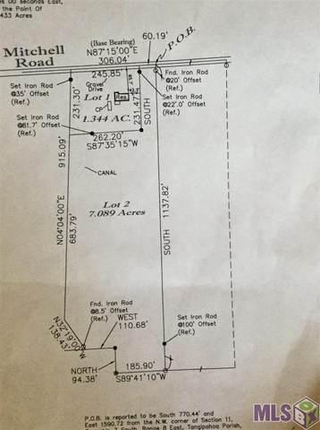 21156 Mitchell Rd, Ponchatoula, LA 70454 (#2020011901) :: Patton Brantley Realty Group
