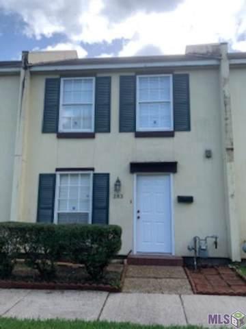283 Croydon Ave, Baton Rouge, LA 70806 (#2020012038) :: Patton Brantley Realty Group