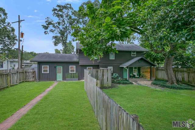 5655 Capital Heights Ave, Baton Rouge, LA 70806 (#2020012100) :: The W Group with Keller Williams Realty Greater Baton Rouge