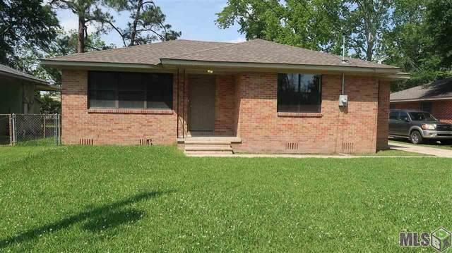 4165 Lorraine St, Baton Rouge, LA 70805 (#2020012318) :: David Landry Real Estate