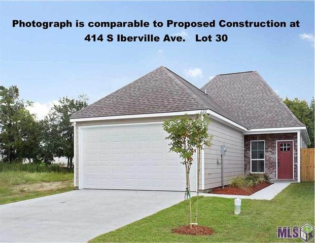 414 S Iberville Ave, Gonzales, LA 70737 (#2020012397) :: The W Group with Keller Williams Realty Greater Baton Rouge