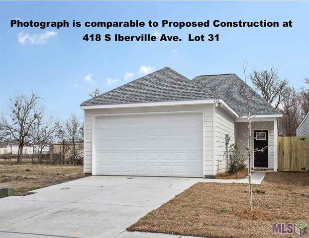 418 S Iberville Ave, Gonzales, LA 70737 (#2020012398) :: The W Group with Keller Williams Realty Greater Baton Rouge