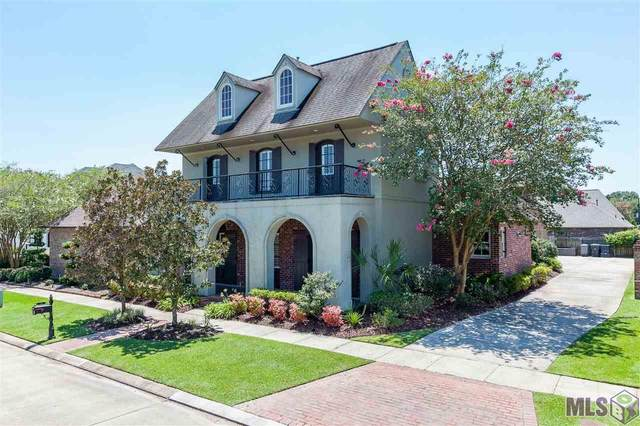 218 E Greens Dr, Baton Rouge, LA 70810 (#2020012447) :: David Landry Real Estate