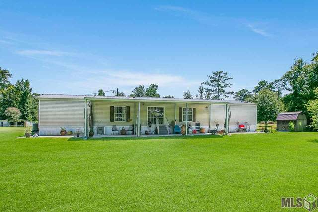 43425 Elwin Duhe Rd, Gonzales, LA 70737 (#2020012454) :: The W Group with Keller Williams Realty Greater Baton Rouge