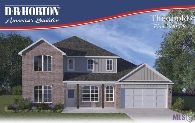 35613 Vandora Dr, Denham Springs, LA 70706 (#2020012470) :: David Landry Real Estate
