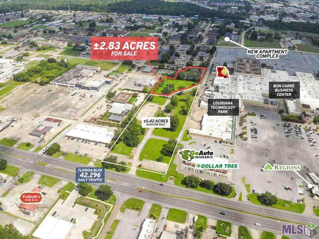 Holmes Dr, Baton Rouge, LA 70806 (#2020012479) :: Smart Move Real Estate