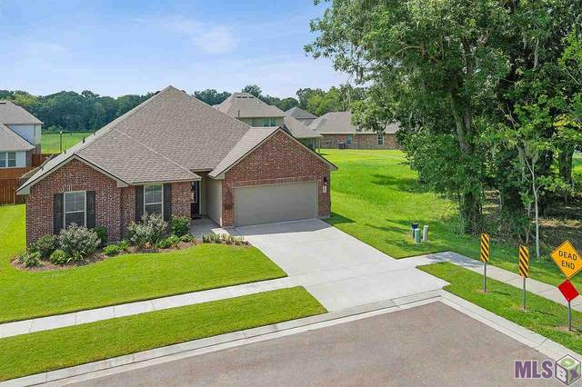 7593 Cherrybark Oak Dr, Gonzales, LA 70737 (#2020012531) :: The W Group with Keller Williams Realty Greater Baton Rouge