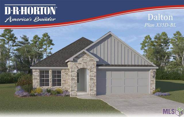 35626 Grovemont Dr, Denham Springs, LA 70706 (#2020012535) :: The W Group with Keller Williams Realty Greater Baton Rouge
