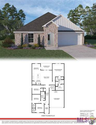 35620 Grovemont Dr, Denham Springs, LA 70706 (#2020012657) :: The W Group with Keller Williams Realty Greater Baton Rouge