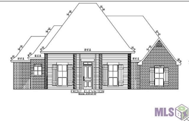 7296 Lillie Dr, Denham Springs, LA 70706 (#2020012801) :: The W Group with Keller Williams Realty Greater Baton Rouge