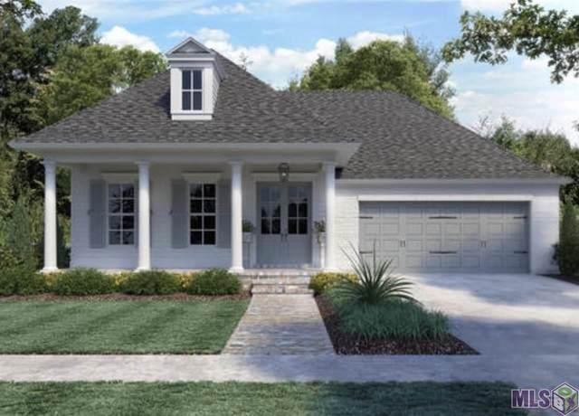 13132 Elissa Ln, Central, LA 70818 (#2020012829) :: Patton Brantley Realty Group