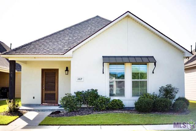 1417 Catahoula Dr, Baton Rouge, LA 70820 (#2020012832) :: The W Group with Keller Williams Realty Greater Baton Rouge