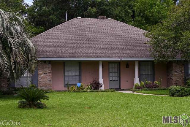 502 Trammell Dr, Baton Rouge, LA 70815 (#2020012845) :: The W Group with Keller Williams Realty Greater Baton Rouge