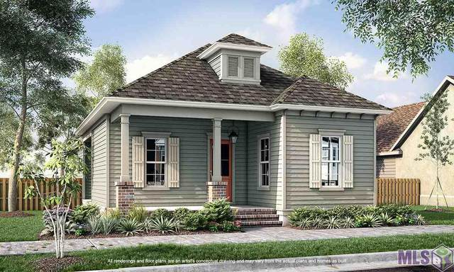 4732 Hanover Ave, Gonzales, LA 70737 (#2020012888) :: Patton Brantley Realty Group