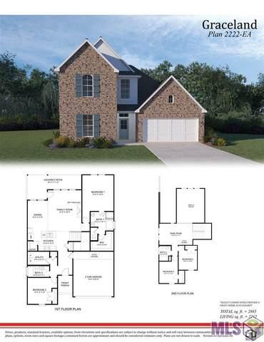 4605 Mendocino Way, Baton Rouge, LA 70817 (#2020013234) :: RE/MAX Properties