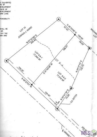 9-A-1 Grand Bay Rd, Jarreau, LA 70749 (#2020013313) :: David Landry Real Estate