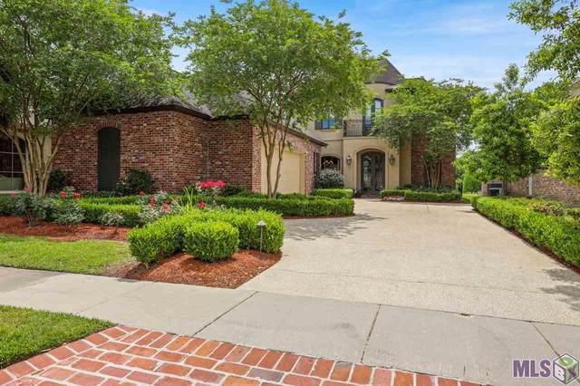 18848 Bella Vista Ct, Baton Rouge, LA 70809 (#2020013935) :: Patton Brantley Realty Group