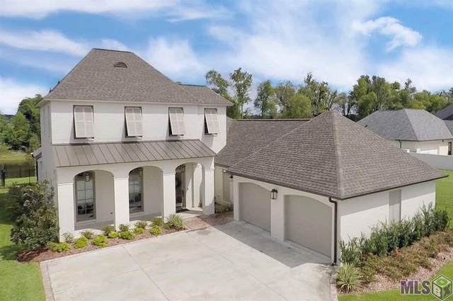 2232 Tiger Crossing Dr, Baton Rouge, LA 70810 (#2020013978) :: The W Group with Keller Williams Realty Greater Baton Rouge