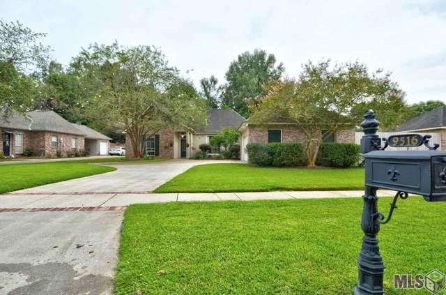 9516 E Cottage Hill Ct, Baton Rouge, LA 70809 (#2020014152) :: Patton Brantley Realty Group