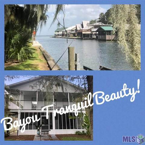 310 Bayou Tranquille Rd, Pierre Part, LA 70339 (#2020014153) :: Patton Brantley Realty Group