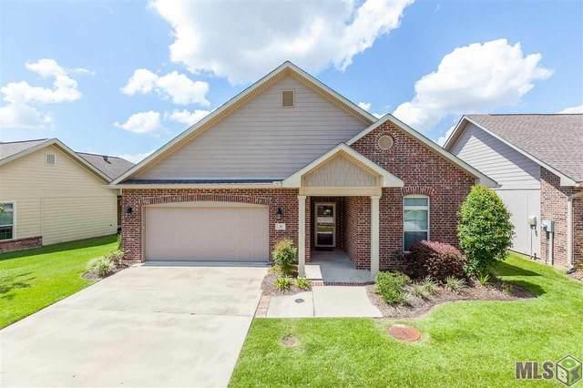7111 Village Charmant #35, Baton Rouge, LA 70809 (#2020014219) :: RE/MAX Properties