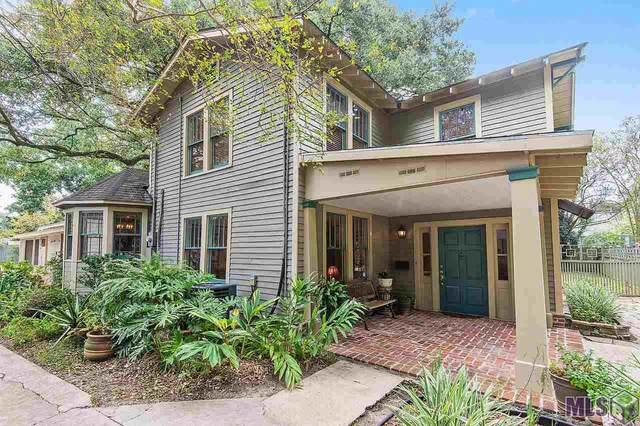 1321 Richland Ave, Baton Rouge, LA 70806 (#2020014591) :: Patton Brantley Realty Group